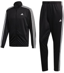 conjunto negro adidas tiro athletics
