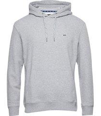 hoodie sws hoodie grå lee jeans