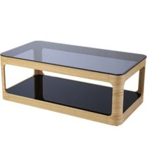 dormington two-tier cocktail table
