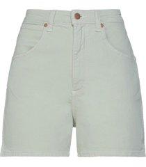 wrangler denim shorts