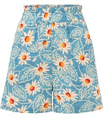 shorts con tasche (blu) - bodyflirt