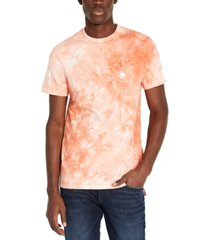buffalo david bitton men's toko tie-dye t-shirt