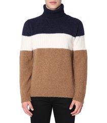 ballantyne high collar sweater