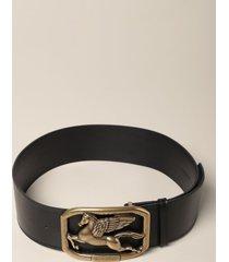 etro belt pegaso etro leather belt