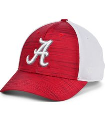 top of the world men's alabama crimson tide novh8 flex cap