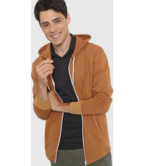 campera camel polo label
