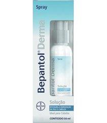 bepantol derma solução spray bayer - hidratante em spray 50ml