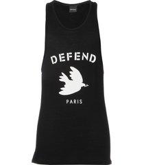 defend tank tops