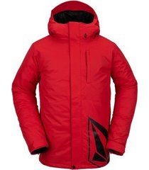 trainingsjack volcom 17forty insulated jacket