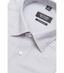 koszula corsini 3023 krótki rękaw custom fit biały