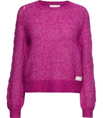 cool with wool sweater sweat-shirt trui roze odd molly