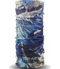 bandana break point multicolor wild wrap