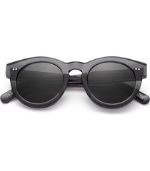 003 black sunglasses in ginger