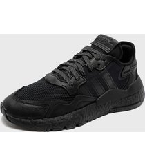zapatilla urbana nite jogger negro adidas originals