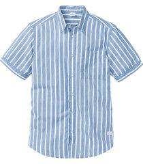 camicia a manica corta (bianco) - john baner jeanswear