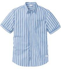 camicia a maniche corte (bianco) - john baner jeanswear