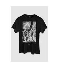 camiseta bandup! tracing batman e robin