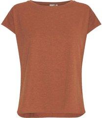 t-shirt rebel baksteen