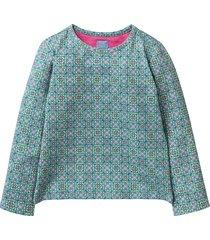 oilily tin t-shirt 65 beads petrol- turquoise