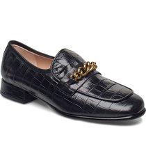 esaul_lau loafers låga skor svart unisa