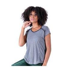 camiseta t-shirt manga curta byr feminina