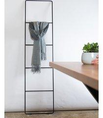 drabinka łazienkowa metalowa wieszak loftowa