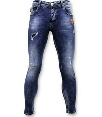 skinny jeans true rise spijkerbroek verfspatten paint