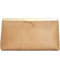 inc terri rhinestone pouch clutch, created for macy's