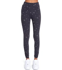 sundown by splendid juniors' camino star-print leggings