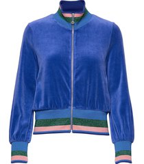 unconquerablejacket sweat-shirt trui blauw odd molly