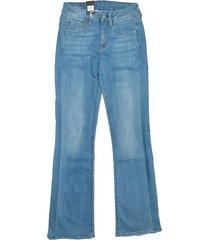 g-star 3301 mid skinny soepele bootcut jeans
