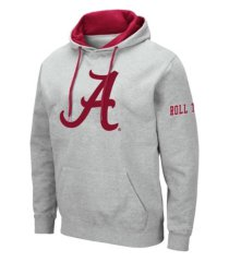colosseum men's alabama crimson tide big logo hoodie