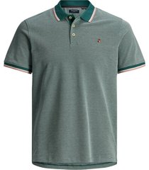 jack & jones polo plus size groen