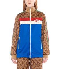 gucci sweatshirt gg supreme