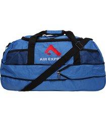 maletín azul air express
