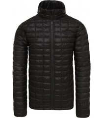the north face jas men thermoball eco jacket tnf black matte-l