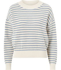 tröja sienna striped sweater