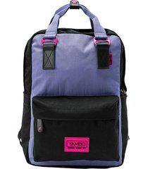 mochila element style 3 multicolor yambo bags