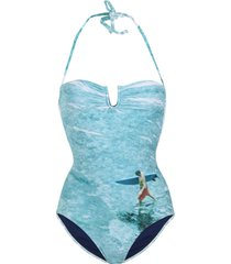 albertine one-piece swimsuits