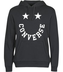 sweater converse graphic po hoodie ft 2