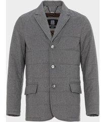 mantel boris becker brave quilted jacket