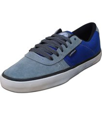 zapatilla azul  casbah shoes itu zion