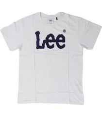 camiseta lee malha penteada 5001l manga curta masculina - masculino