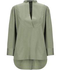 jil sander navy blouses