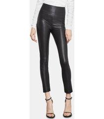 bcbgmaxazria faux-leather leggings