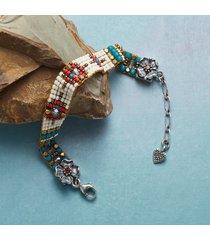 dogwood blossom bracelet