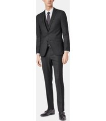 boss men's novan slim-fit wool jacket