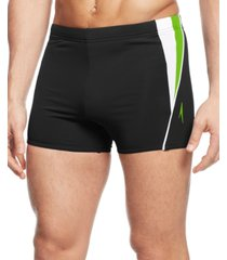 speedo fitness performance uv protection swim brief, 3 3/8""