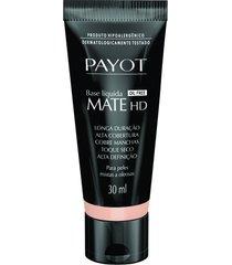 base líquida matte hd 30ml claro 1 - payot único