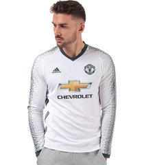 mens manchester united mens ls third shirt